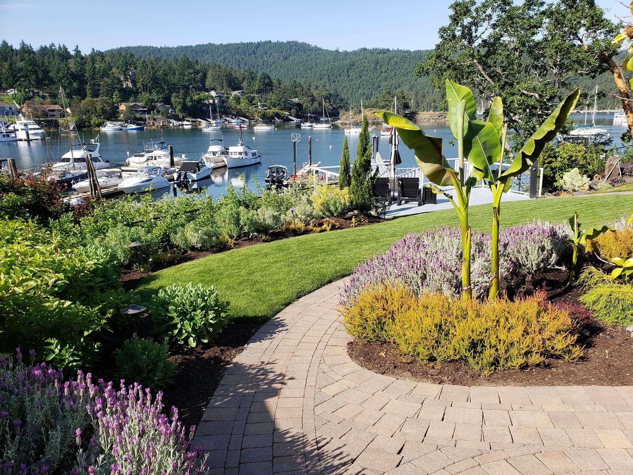 Victoria, BC Landscape Design Services