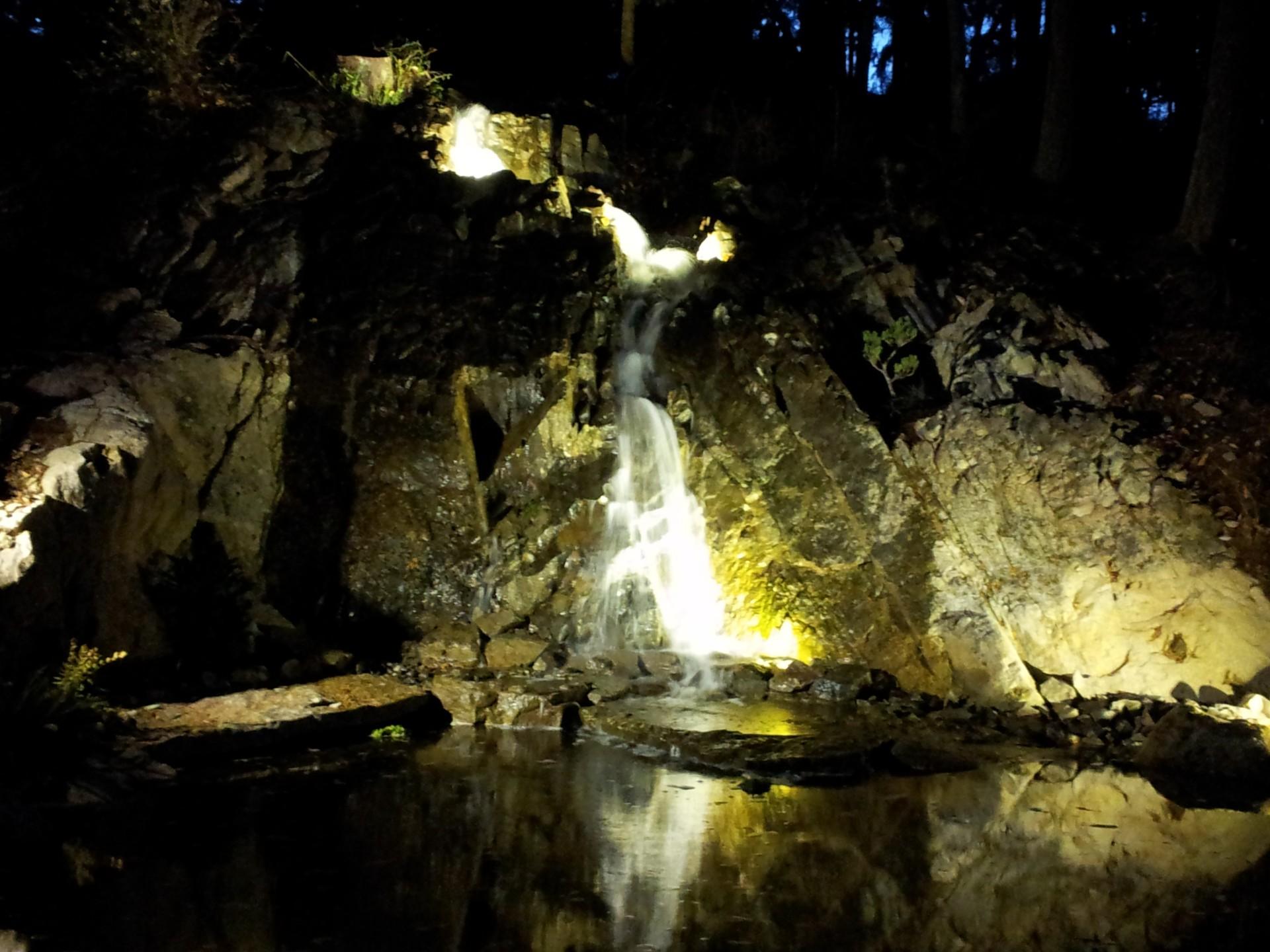 Aspen @ night