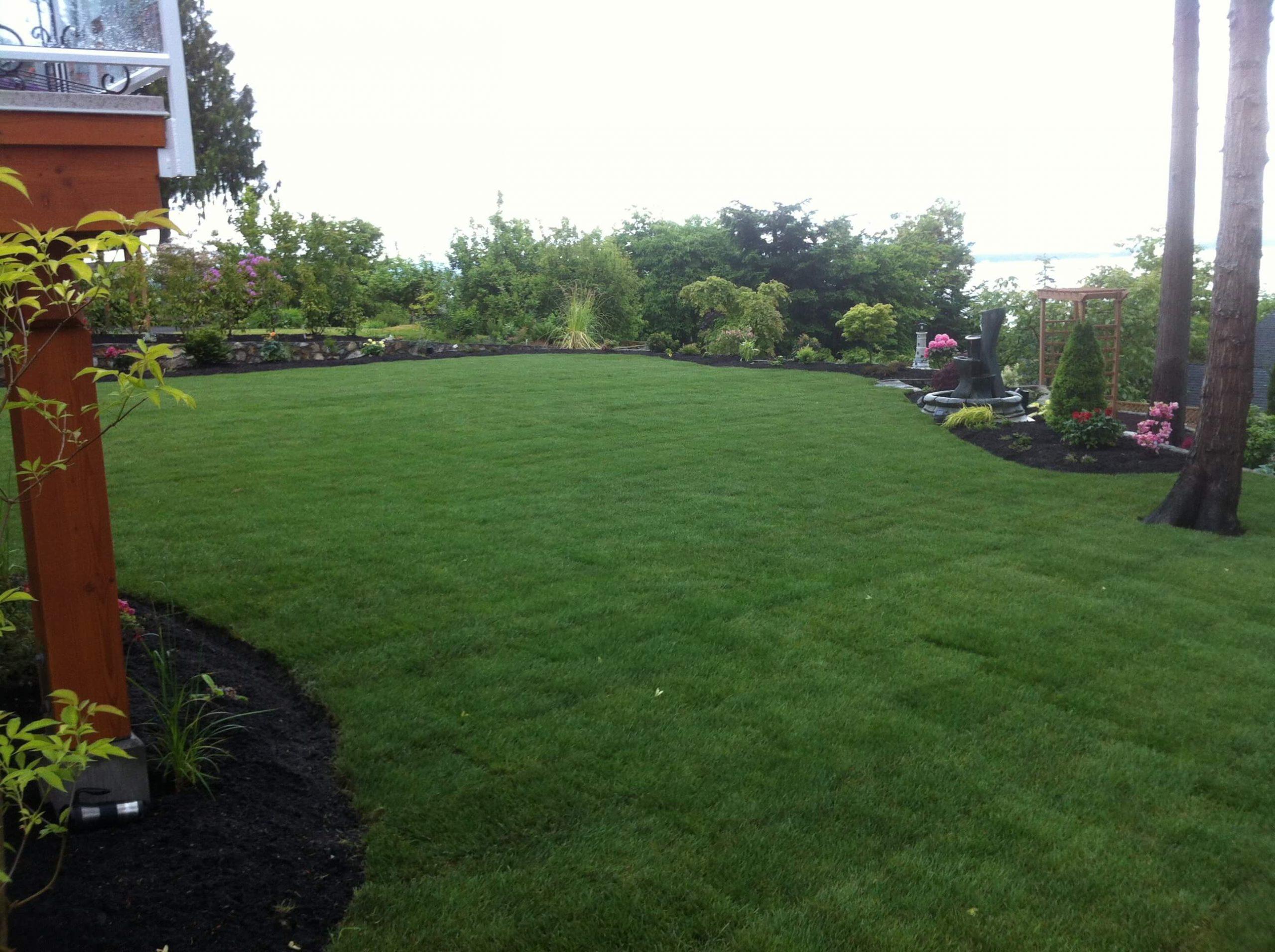Victoria, BC Lawn Care Company