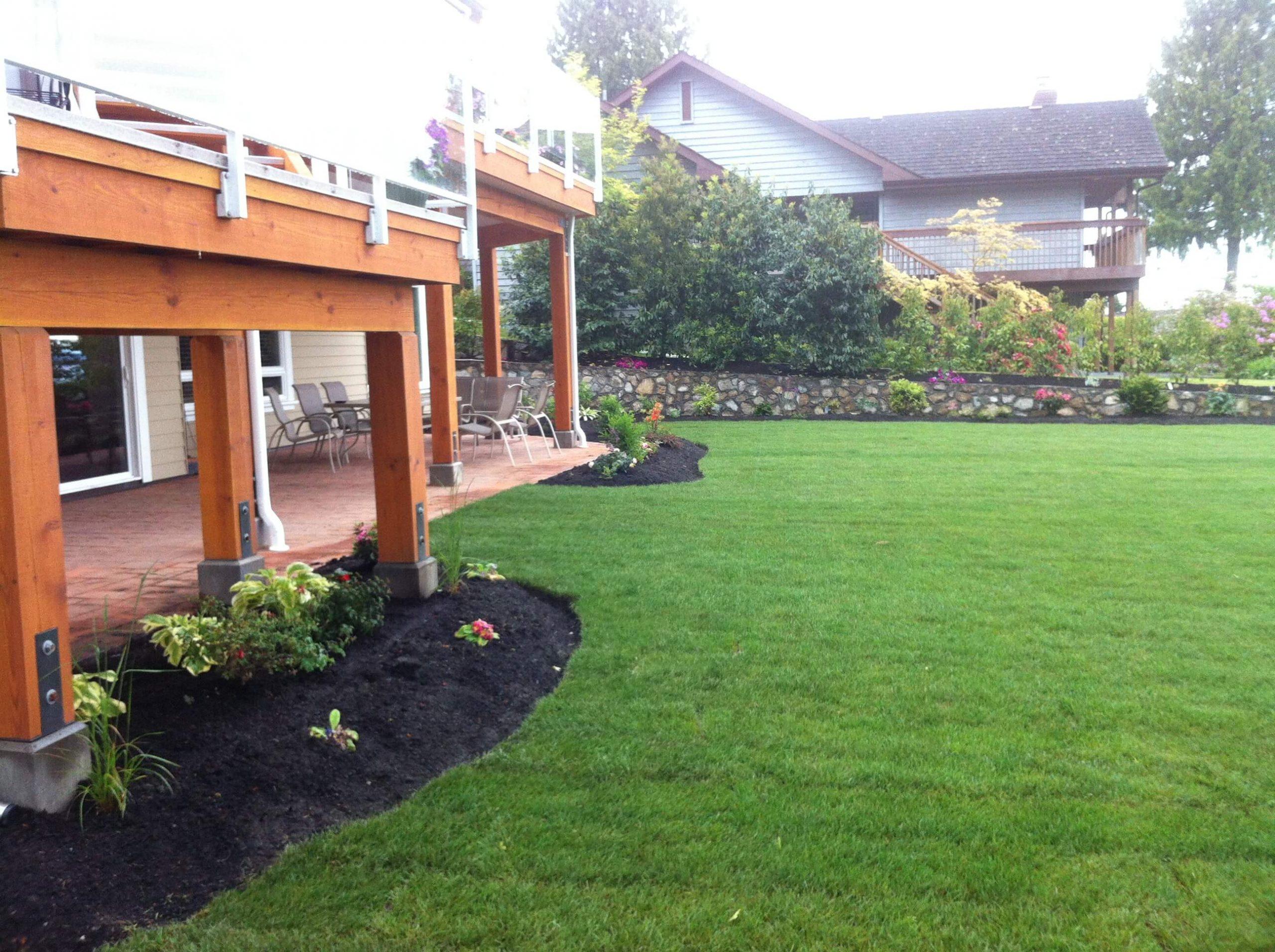 Victoria, BC Landscape Installation Services