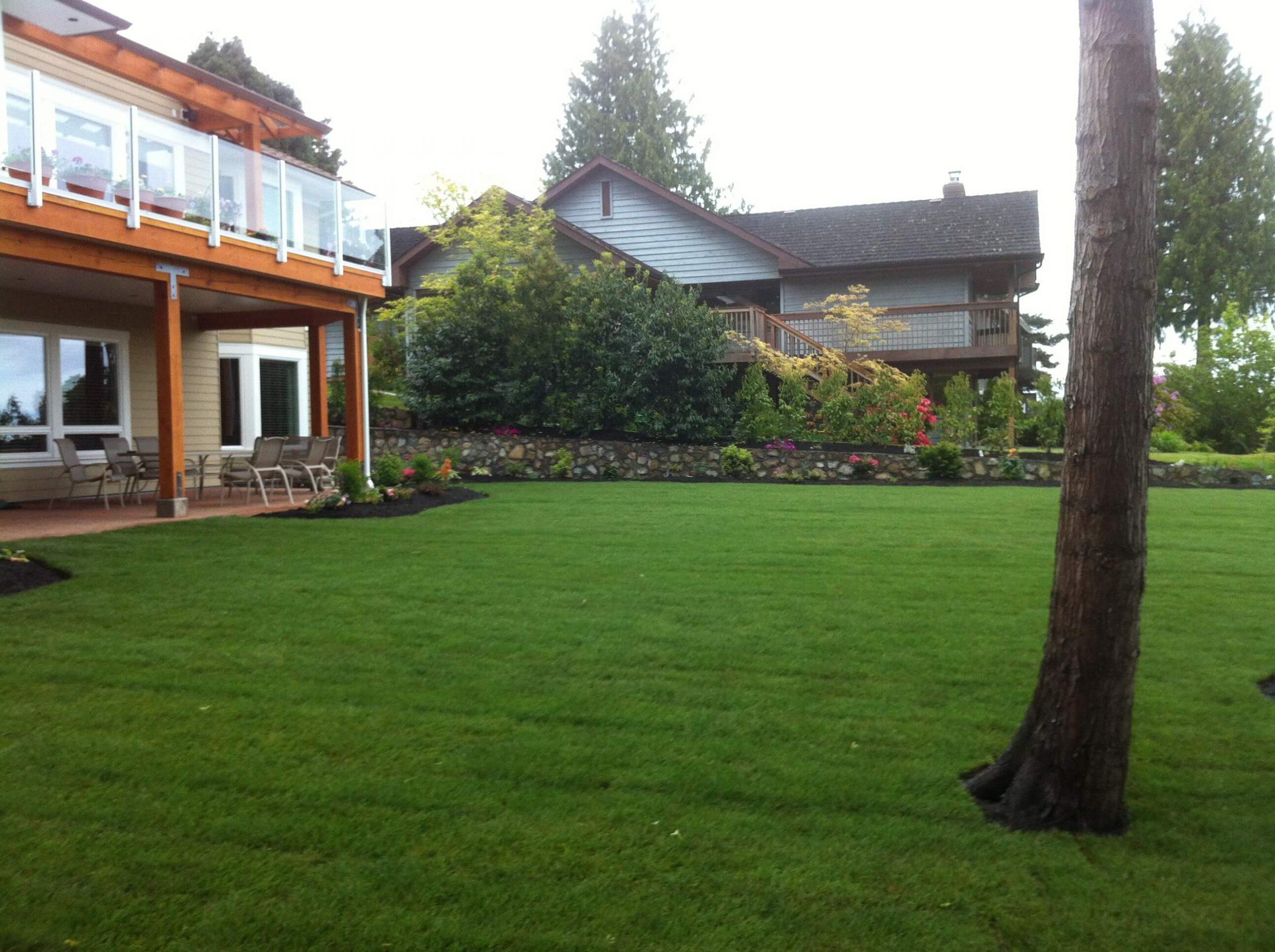 Victoria, BC Lawn Sprinkler Service