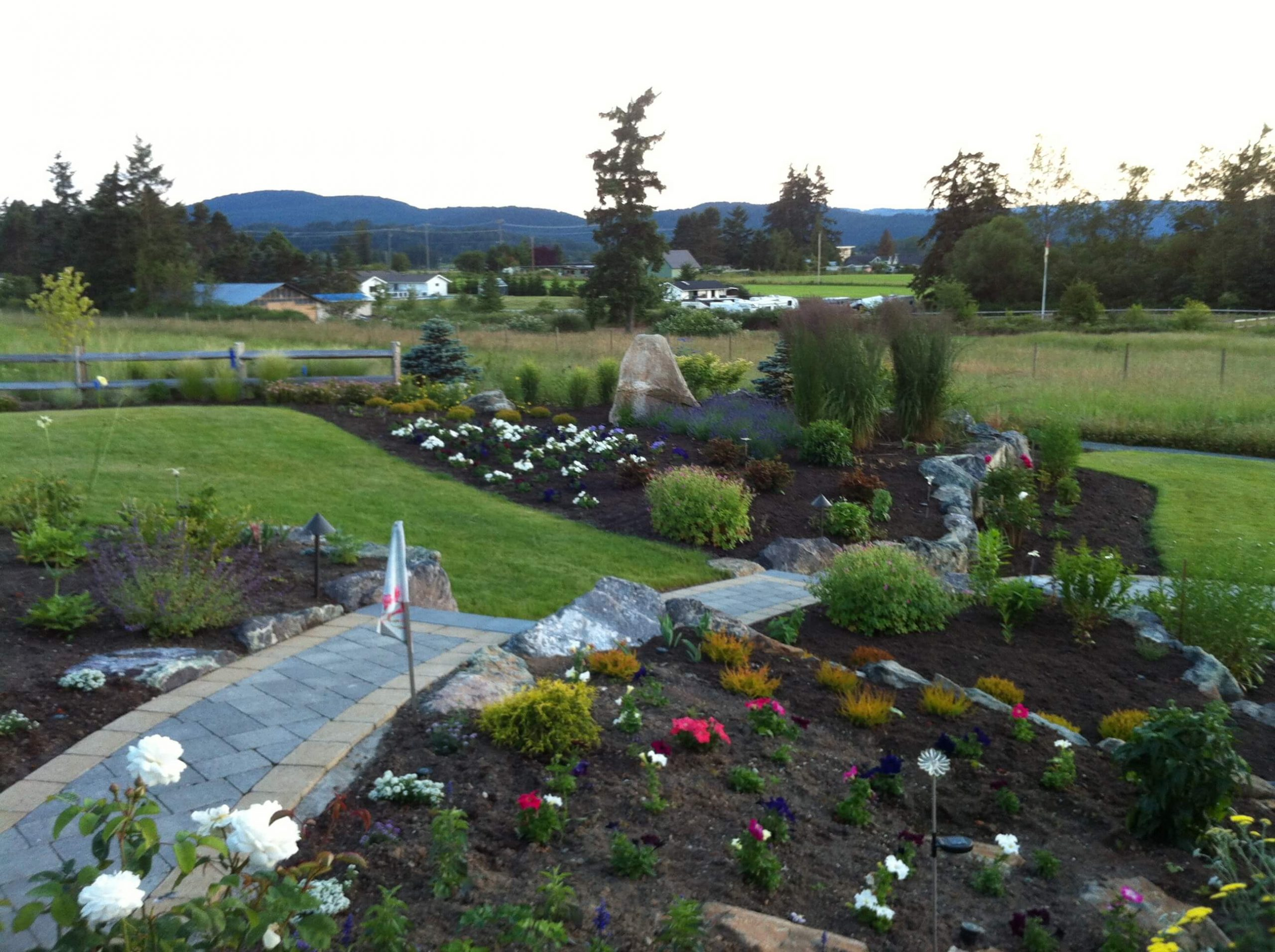 Victoria, BC Landscaping Services